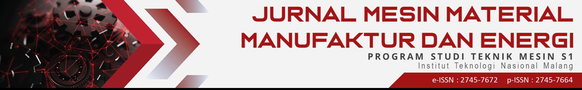 JURNAL PUBLIKASI ILMIAH MAHASISWA TEKNIK SIPIL S1 ITN MALANG